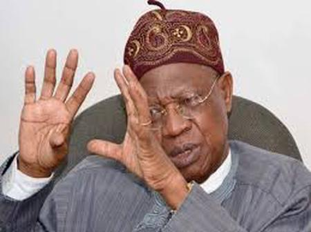 Inadequate data is the reason for Nigeria's poor corruption rating, says lai Mohammed