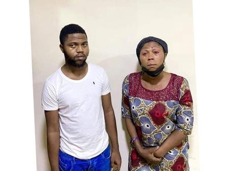 EFCC arrests mother and son for alleged N50million internet fraud