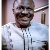 See Intriguing Pictures of Mount Zion Actor, Moses Korede Are