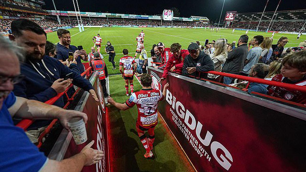 Gloucester 26-33 Leicester: Tigers roar notice of their play-off prospects again with bonus-point win led by inspirational skipper Ellis Genge