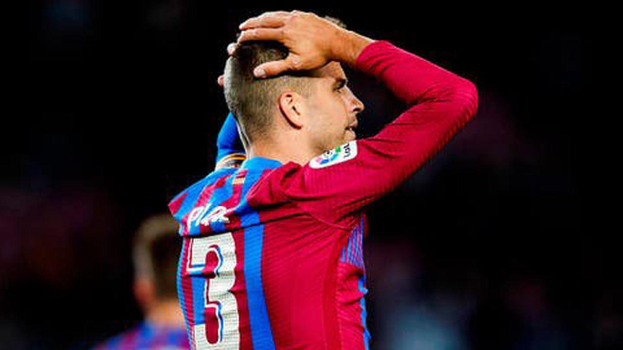 Esp: A la ramasse, le Barça fait pitié aux Madrilènes