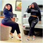 People react to pictures shared by Omoborty. (Photos)