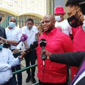 Shivambu Reacts As Judge Who Sealed CR17 Bank Statements Gets Snubbed After JSC Interviews