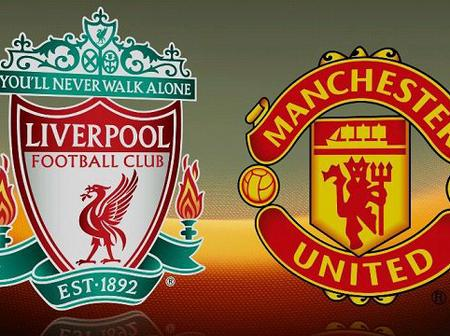 Super Manchester United vs Liverpool Prediction According to The Artificial Intelligence Computer