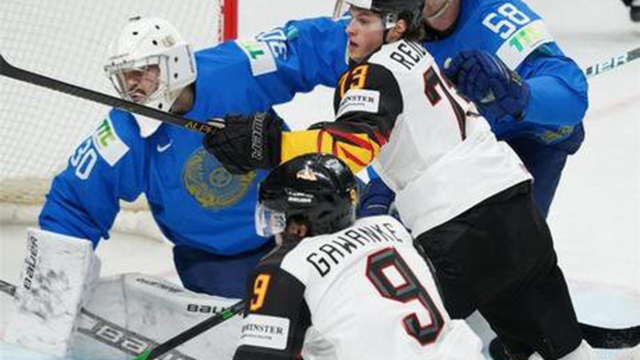 Unglückliche Halbfinal-Niederlage:DEB-Team spielt um Bronze