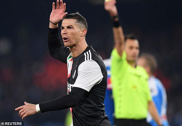 According to Costa, Cristiano Ronaldo is only second best among his team-mates