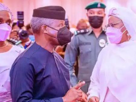 Dangote, other prominent richest men donates millions of Naira at Aisha Buhari book launch