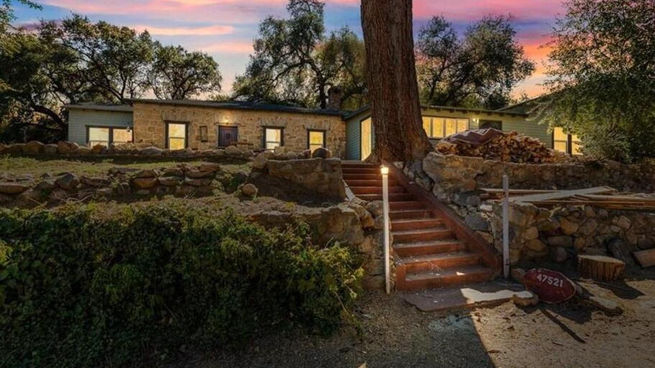 Former Home Of 'Perry Mason' Writer Hits Market In Temecula