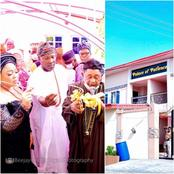 Alaafin's Queen, Folashade, Dedicates New House In Ibadan