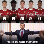 The Future Of Arsenal Will Be Brighter With These Players