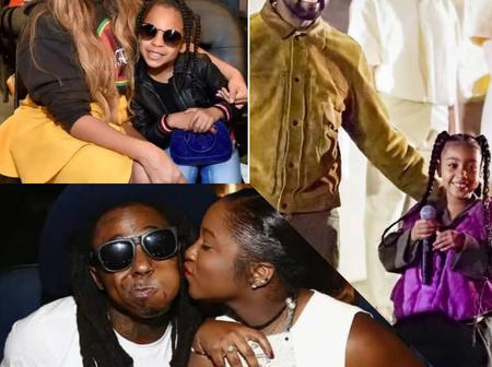 Black Celebrities Who's children Are Following Their Foot Steps