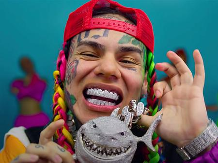 Six Crazy Facts You Must Know About 6ix9ine