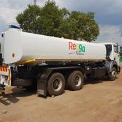 Polokwane Municipality Procured More Water Tanker Fleet
