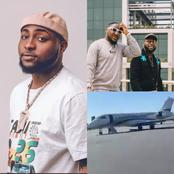 After Davido's Cousin Reportedly Threw Shots At Wizkid & Burna Boy, See How Davido Replied Him (Photos)