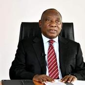 President Cyril Ramaphosa expected to Address the Nation tonight at 20h00!!