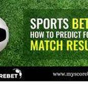 11 Ways To Predict The Football Match Outcome Correctly