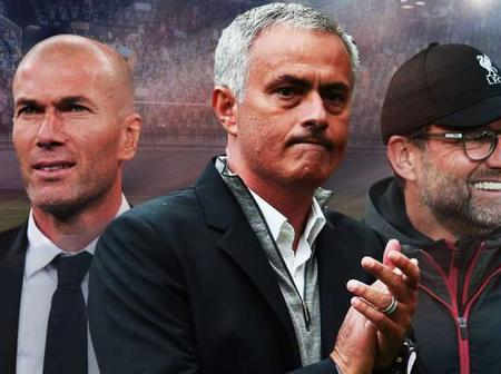Highest Paid Football Managers In The World, Checkout Who Is At The Top Of The List.