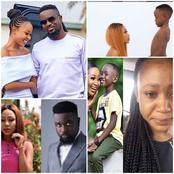 Why Didn't You Advice Her When She Was Posting Those Pictures-Fans Slam Sarkodie