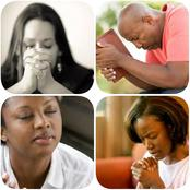 Psalms and prayers for open heavens today (28/01/2021)