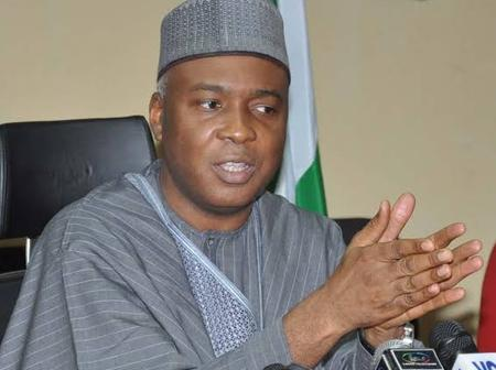 2023: Reactions As Saraki Begs Nigerians To Give PDP A Second Chance
