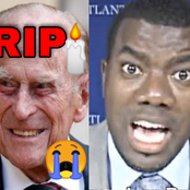 Prince Philip Died and You Say Vanity Upon Vanities, As If His Life's Work Is Worthless—Reno Omokri
