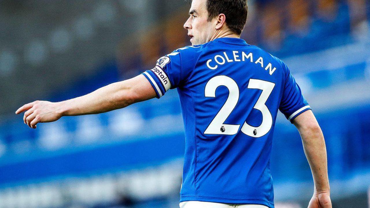 Everton : Coleman rempile avec les Toffees