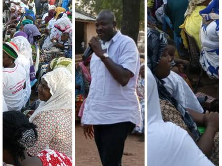 Dr Mahamudu Bawumia Is A Historical And Competent Liar Cursed By The Holy Quran - Joshua Akamba