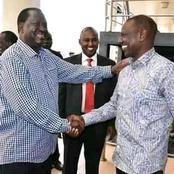Will Raila Spare his Last Bullet to Back Ruto?
