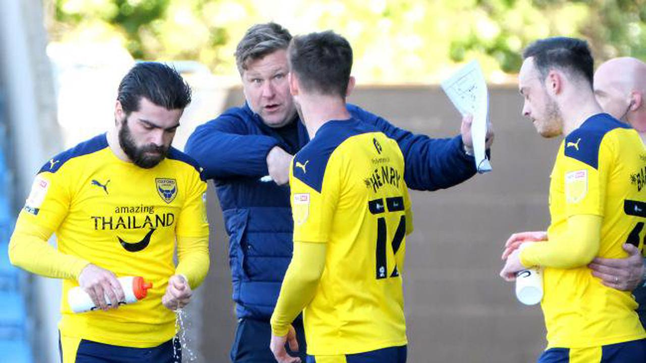 Oxford United boss on ownership 'clarity' and Josh Ruffels' contract