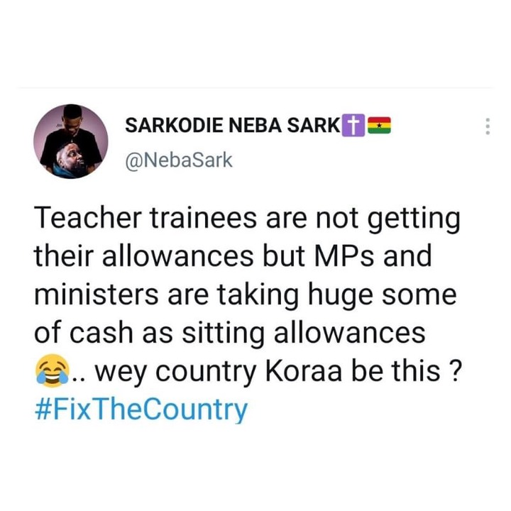 132fc0625630435eafca225dcde5d093?quality=uhq&resize=720 - Why Must We Suffer If We Sit On Gold? - Ghanaians Quizzes Nana Addo And Pour Out Their Frustration