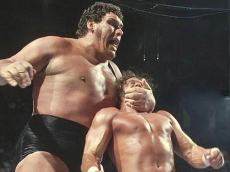 The 7 tallest wrestlers in WWE history