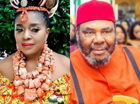 Pete and Rita Edochie Are Not Husband and Wife. This is Who They Are To Each Other