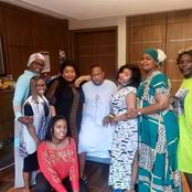 Photos Of Former Nairobi Governor Mike Sonko And His Family Members In Nairobi Hospital