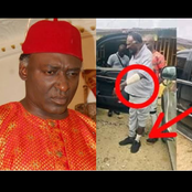 What did he do to deserve this? Checkout what Hoodlums did to Popular Nollywood Actor.