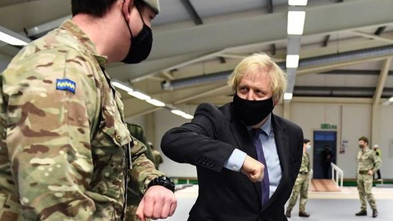 Boris warned fuel shortage poses 'real risk' for NHS staff as tank drivers 'stand ready'