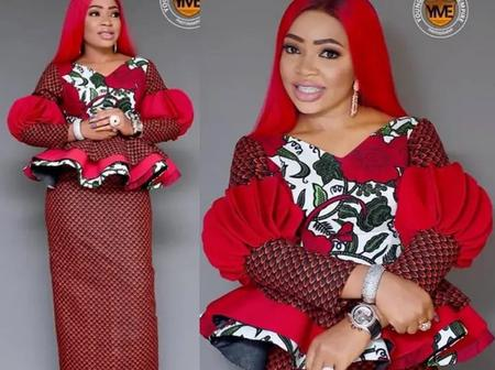 New Ankara Outfits You Can Sew With less money