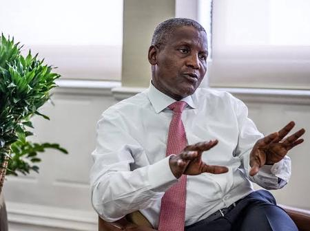 Opinion: Dangote being the richest man in Africa for almost 10 years is a sign that Africa is not growing