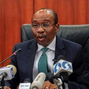 Mixed Reactions As Igbos On Twitter Denies CBN Godwin Emefiele After His Statement On Cryptocurrency