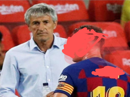 Who Am I To Change Him? - He Is Difficult To Manage - Quique Setien Says