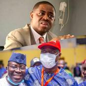 Social media users questioned FFK's party loyalty after he said this about PDP S'West Zonal Congress