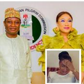 NCPC Denies Appointing Tonto Dike As Commission's Ambassador, Tonto Reacts