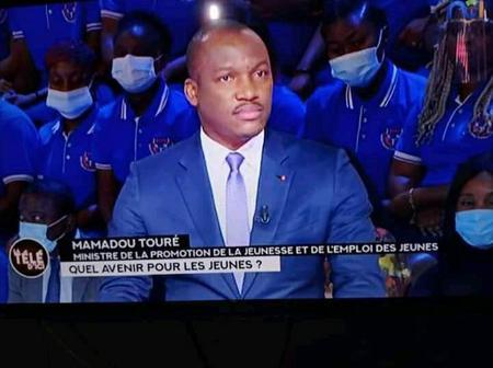 Mamadou Touré déclare 2,6 % de taux de chômage en Côte d'Ivoire. La toile est choquée