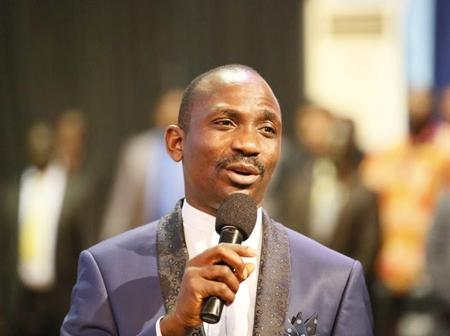 Check Out What Pastor Paul Enenche Said Today
