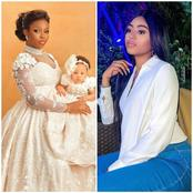 Check Out The Lovely Photos Of Regina Daniels And Bambam