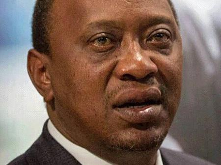 Kenya President Uhuru Kenyatta explain why he shut down his personal twitter account