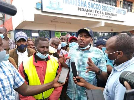 Sotik MP Bows to Pressure, Deposits BodaBoda Riders' Collected Millions