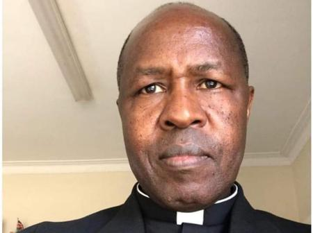 Senator Moses Kajwang Messages to Homabay to Catholic Diocese Bishop Elect
