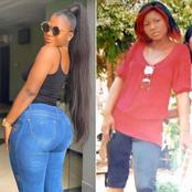 Did She Went For Plastic Surgery? See Before And After Photos Of Destiny Etiko