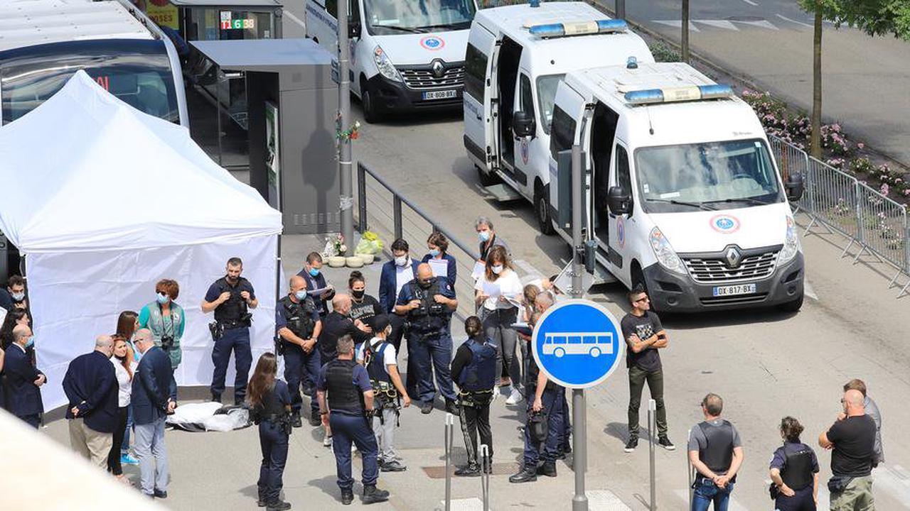 Chauffeur de bus tué à Bayonne: un homme désigné comme l'un des agresseurs porte plainte