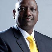 DP William Ruto Silence Amid Of 2022 Political Temperature Giving Headache To His Rivals